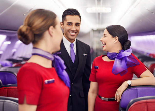Virgin Australia's Double Status Credits Offer