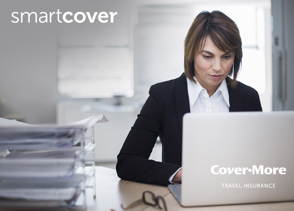 SmartCOVER Corporate Travel Insurance