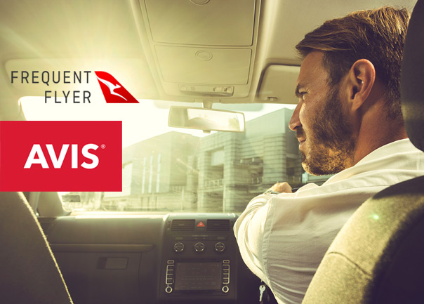 You can earn 8 Qantas points per $1 spent on Avis car hire.