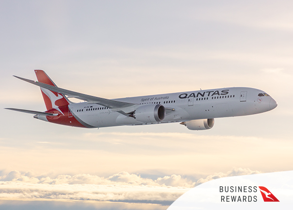 Qantas Business Rewards