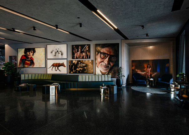 Corporate Traveller's hotel partner Mantra Hotels, featuring Art Series Hotel - The Fantauzzo Lobby