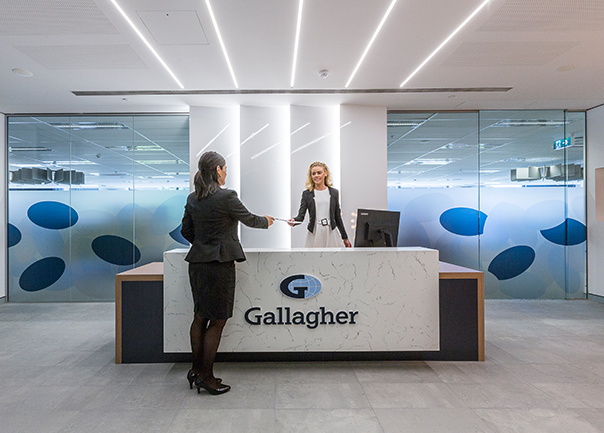 Gallagher Reception