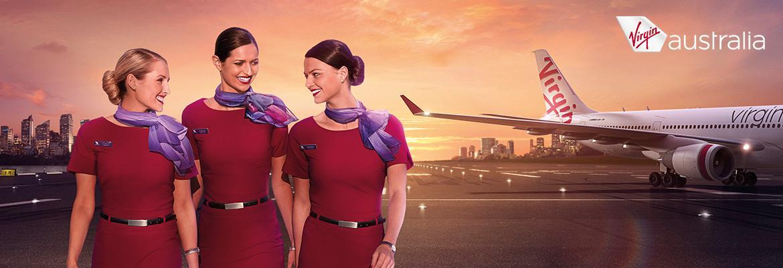 Virgin Australia   Corporate Traveller