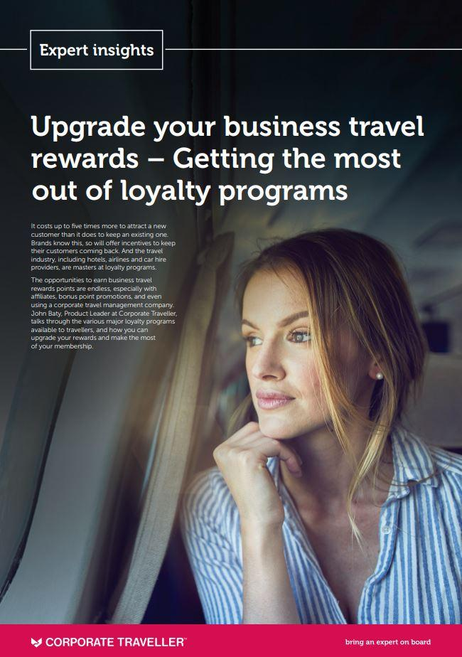 Ebook thumbnail for getting the most our of loyalty programs