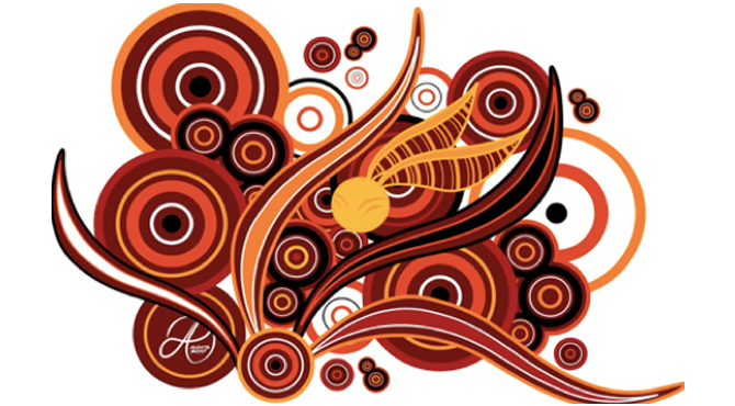 Indigenous Creative Art Competition Highly Commended 1st