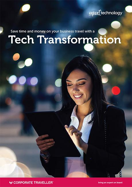 Tech Transformation eBook
