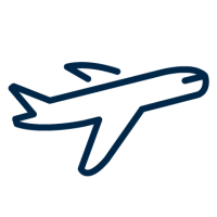 QF plane icon